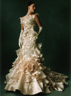 stella de libero..... This design is a work of ART.  B.