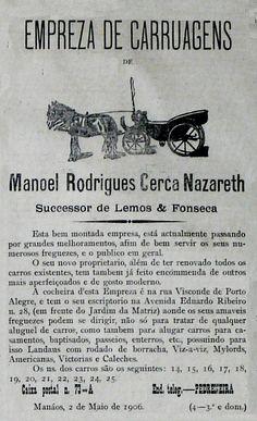 Jornal Amazonas - 12/06/1906