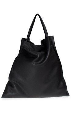 Jil Sander  Xiao Lg leather tote    UNIQUE - Fashion store Bagheera Boutique