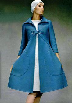 fashion for women Seventies Fashion, 1960s Fashion, Vintage Fashion, Vestidos Vintage, Vintage Dresses, Vintage Outfits, Style Année 60, Mode Style, Foto Fashion