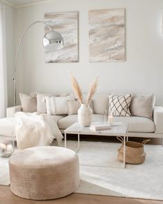 Living Room Colors, New Living Room, Small Living Rooms, Living Room Designs, Living Room Decor, Beach Living Room, Spacious Living Room, Apartment Interior, Room Interior