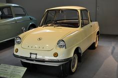 Mazda R360 Coupe KRBB type 1961                                                                                                                                                                                 もっと見る