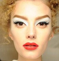 Warm weather worries.  #Makeup #EyeShadow