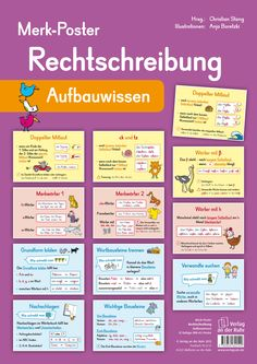 Rechtschreibung - Aufbauwissen