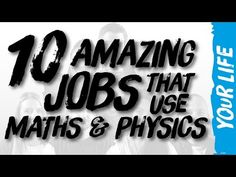 YourLife - careers using maths and physics - inc teaching resources Stem Careers, Cross Curricular, Online Earning, Maths, Teaching Resources, Curriculum, Physics, How To Plan, Education