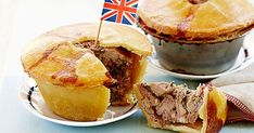 These pork pies are a delicious British favourite!