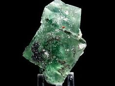 1.36lbs Perfect Green Fluorite Mineral Display Specimen From Hunan China #ad