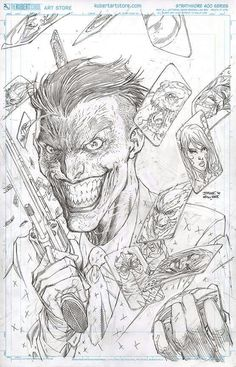 The Joker by Jim lee