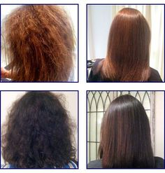 Keratin Complex before and after!