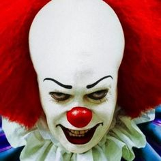 Not a clown I want to run into...