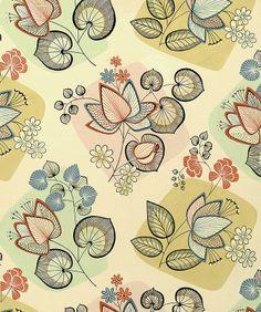 emmakisstina: 1950s Patterns