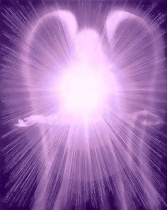 An angel of purple light--spiritual light. There is a frequency that you can access that helps you communicate, both ways, with your angels. Visit Waverider @ http://www.waveridermp3.com #angels #brainwaves