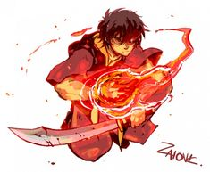 Zuko - Avatar: The Last Airbender - Image - Zerochan Anime Image Board Avatar Aang, Avatar Airbender, Team Avatar, Blade Runner, Prince Zuko, Avatar Series, Iroh, Fire Nation, Fanarts Anime