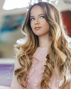 This does not look like an 11 year old... Wow... MISCHKA AOKI SS 2017 Kristina Pimenova