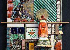 carolyn machado, artist / mosaics portfolio