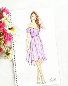 Drawing Cartoon Girl Body New Ideas Fashion Figure Drawing, Fashion Model Drawing, Fashion Drawing Dresses, Fashion Illustration Dresses, Dress Design Sketches, Fashion Design Sketchbook, Fashion Design Drawings, Fashion Sketches, Fashion Moda