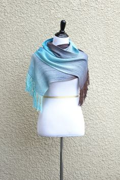 Hey, I found this really awesome Etsy listing at https://www.etsy.com/listing/227120729/hand-woven-long-scarf-gradient-color