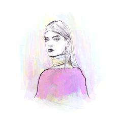 Fashion gif by Melissa Bailey