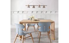 Las mesa de comedor es el elemento más importante. Disponemos de mesas de estilo: rústico, moderno, industrial, de diseño,... De madera, cristal, acero,...