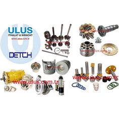 Komatsu construction equipment overhaul spare parts Isuzu Motors, Mitsubishi Motors, Nissan, Cummins Motor, Hydraulic Pump, Heavy Equipment, Spare Parts, Istanbul, Engineering