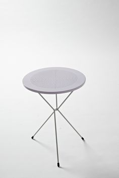 A functionally inspired interpretation of this practical fold away table is perfect for outdoor and indoor use.Themetal has been electro galvanized and epoxy coated, makingitweatherproofand increasesits longevity. Ideal to use as a side table, drinks table, garden table, and when not in use it folds away with ease and hooks onto your wall or where ever storage is preferred.  Please Note: All prices are for South Africa. For international orders please enquire, by clickinghere…