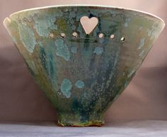 Porcelain Heart Bowl