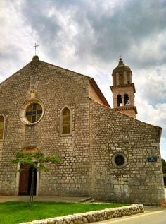 Franciscan Monastery in Cres Croatia #travel - photo by @SuuperG