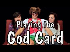Blimey Cow! Jordan Taylor is seriously the funniest guy on YouTube!   ~This is today's Messy Monday! > Playing the God Card