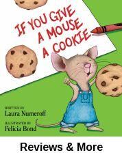 If you give a mouse a cookie / Laura Joffe Numeroff ; illustrated by Felicia Bond.
