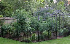 Potager Garden Layout | Potager vs. Kitchen Garden - Potager Gardens Forum - GardenWeb