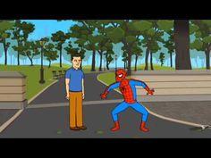 TV BREAKING NEWS Spiderman's Weakness - http://tvnews.me/spidermans-weakness/