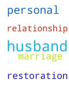 Please pray for my husband to have a - Please pray for my husband to have a personal relationship with Christ and for the restoration of my marriage. . Thank you Posted at: https://prayerrequest.com/t/zuk #pray #prayer #request #prayerrequest