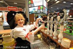 Salon international de l'agriculture - Bières d'Alsace