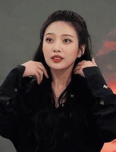 park sooyoung ; — © Seulgi, Red Velvet Joy, Red Velvet Irene, Kpop Girl Groups, Kpop Girls, Park Joy, Joy Rv, Red Valvet, Park Sooyoung
