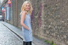 KLEID PEGGY by STEFANIE KROTH Sewing Patterns, Curve Dresses
