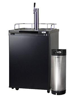 Kegco Homebrew Kegerator Single Faucet Keg Dispenser Blac... http://www.amazon.com/dp/B019X0Y1Y8/ref=cm_sw_r_pi_dp_-o0qxb07VXMRD