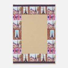 http://cafepress.com/+kristie-hubler+rugs #bedroom #ideas #custom #printed #arearug #rug #5x7 #artwork by #artist #Kristie #Hubler #Paris #EiffelTower #inspired #landscape #painting #pointillism #EiffelTowerPointillism #wine #grapes #picnic #Provence #panels #border #frame #wood #grain #French #oak #light #blue #pink #lilac #berry #magenta #gray #lavender #black #limestone #moss #green #colors