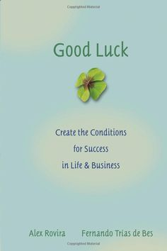 """Read and find out if one can find """"Endless Good Luck"""" for the rest of your life..."""