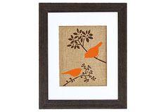 Autumn Birds on OneKingsLane.com