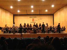 Audición de solistas de la Orquesta de vientos del Conservatorio de Segorbe