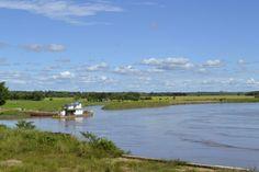 Rio Meta en los llanos orientales de Colombia River, Mountains, Country, Beach, Nature, Outdoor, Website, Lakes, Home