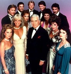 Dynasty TV Show - wish they would show all the original shows on TV sometime. 80 Tv Shows, Old Shows, Great Tv Shows, Movies And Series, Movies And Tv Shows, Tv Series, Drama Series, Dynasty Tv Show, Der Denver Clan