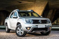 Le Renault Duster Oroch élu pick-up de l'année au Brésil