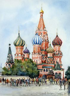 st basil's cathedral - Google Search