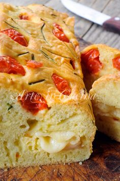 I Love Food, Good Food, Yummy Food, Frittata, Plum Cake, Salty Foods, Quiche Recipes, Prosciutto, Finger Foods