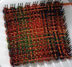 Guest Post: Pin Loom Weaving with Meg Stump   thewooleryguy