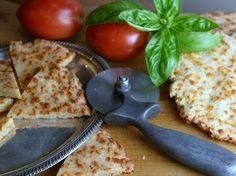 Cheese Bread Pizza Crust, gluten-free