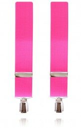 Bright Pink Braces