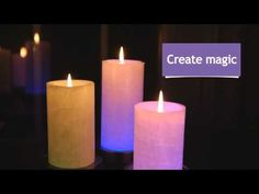 Innovation in fragrance! So neat!  ▶ BPL Best Of PartyLite Innovation - YouTube