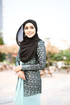 The premier destination for modest fashion wear. Fashion Wear, Modest Fashion, Hijab Fashion, Fashion Outfits, Traditional Japanese Kimono, Alice Blue, Batik Fashion, Korean Hanbok, Malay Wedding